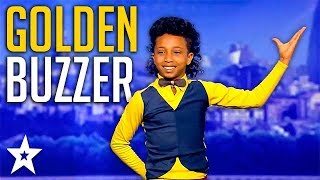 Video SENSATIONAL ACROBATS Get GOLDEN BUZZER on Spain's Got Talent 2018 MP3, 3GP, MP4, WEBM, AVI, FLV Maret 2019
