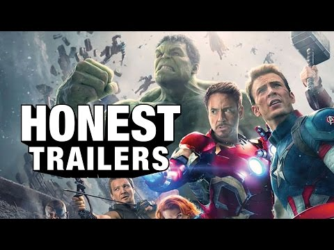 Honest Trailers : Age of Ultron.