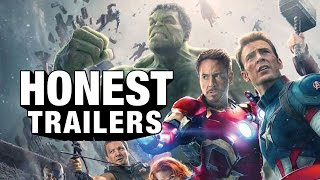 Video Honest Trailers - Avengers: Age of Ultron MP3, 3GP, MP4, WEBM, AVI, FLV Februari 2019