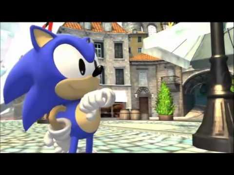 Sonic Generations All Cutscenes