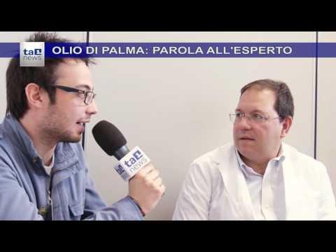 OLIO DI PALMA: TOSSICO E CANCEROGENO