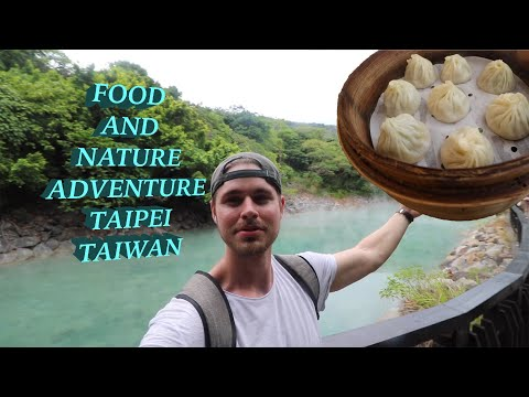 MELT IN YOUR MOUTH XIAOLONGBAO in Taipei, TAIWAN! Taipei Food & Nature Adventure - Thời lượng: 23 phút.