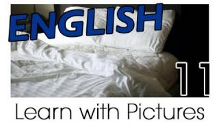 English Room Vocabulary, Learn English Vocabulary With Pictures