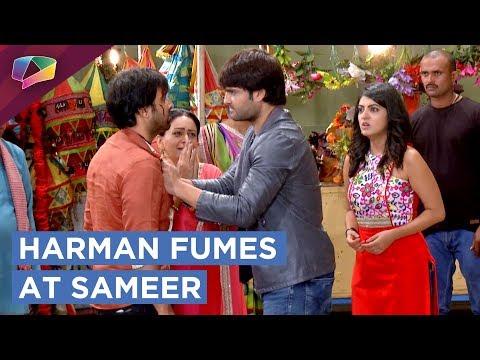 Harman Hits Sameer Till He Drops | Shakti
