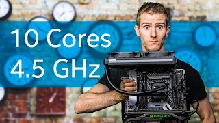Video Core i9 Overclocking Guide – You asked for it! MP3, 3GP, MP4, WEBM, AVI, FLV November 2018