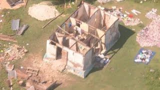 CNN's Ivan Watson takes you to one of the hardest hit areas affected by Hurricane Matthew.