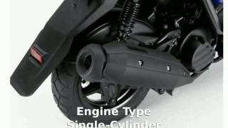 1. 2010 Yamaha Zuma Base Features & Specification