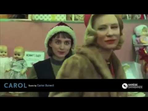 Carter Burwell - CAROL (Opening Theme)