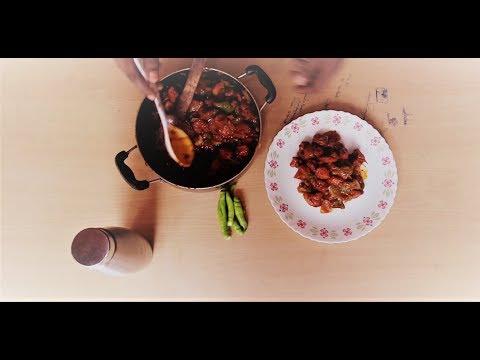 #Chilli chicken  Restaurant style #Chilli #Chicken   Spicy #ChilliChicken in Malayalam