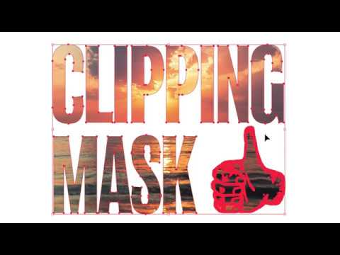 How To Make A Clipping Mask In Adobe Illustrator