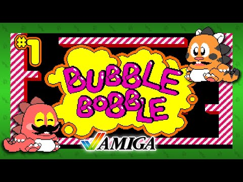 bubble bobble amiga emulator