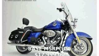 1. 2009 Harley-Davidson Road King Classic - Specs