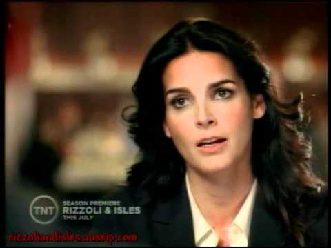 Rizzoli & Isles Season 2 (Promo 'Speed Dating')