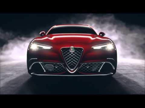 "nuova alfa romeo giulia spot #4 ""you can only make history"""