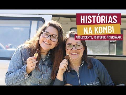 Histórias na Kombi: Adolescente, youtuber, missionária // Se liga no Sinal