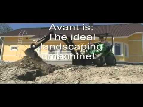 Loaders Avant Series