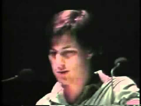 "Image of Steve Jobs Macintosh - Apple Keynote-The ""1984"" Ad Introduction"