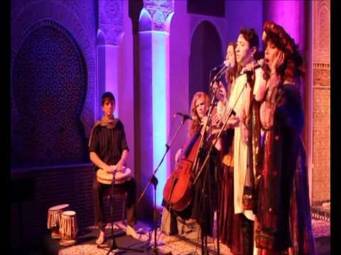 Terra Maïre & Anass Habib enchantent le public du Festival de Fès 2012