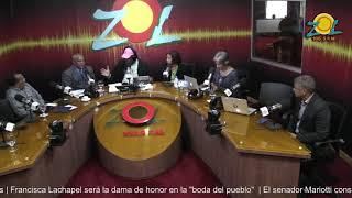 Dorka Medina y Cayetano Castillo abogados de Claudia Perez (La Tora) hablan de suspensión por un me
