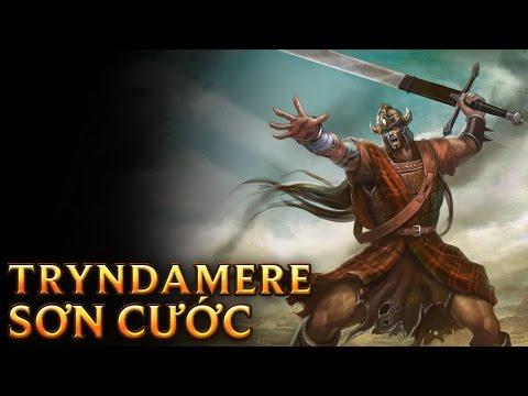 Tryndamere Sơn Cước
