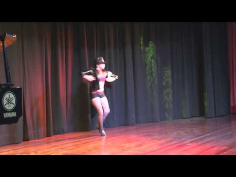 2013 The Golden Talent Cup Competitor01_Peng-Mei-Ling
