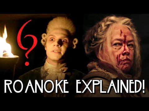 What is ROANOKE? The True Story Behind AHS Season 6 - My Roanoke Nightmare!