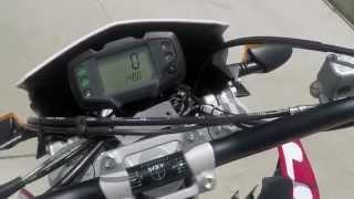 9. 2011 Husqvarna TE 630: Quick Look & Listen
