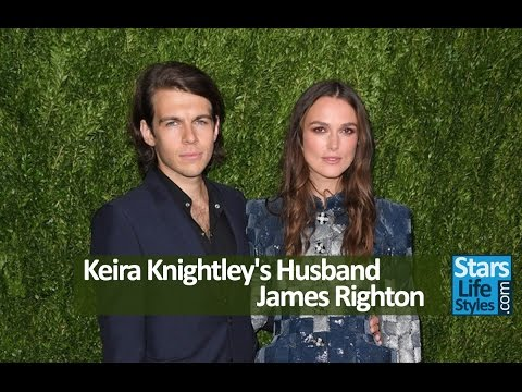 Who Is Keira Knightley's Husband, James Righton ? Rockstar / Band : Klaxons | Celebrity Couples
