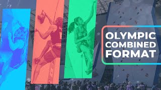 IFSC Combined Olympic Format Explained by International Federation of Sport Climbing