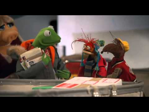 A Muppets Letter To Santa Song