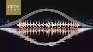 Hangzhou China  City pictures : G20 Summit: Spectacular display of 'Hangzhou, A Living Poem'