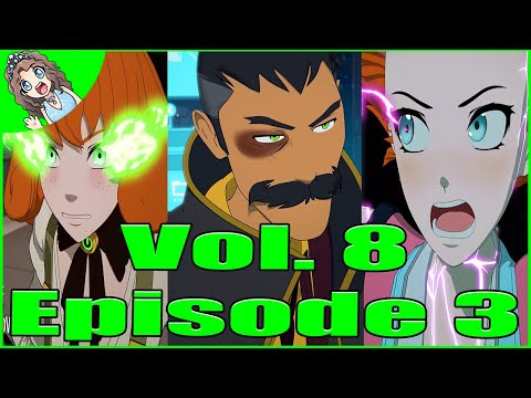 RWBY Volume 8 Episode 3 Strings  - Discussion, Analysis & Review