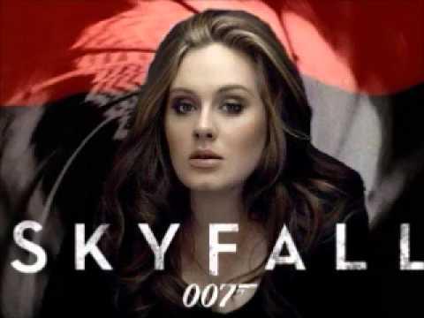 Skyfall Adelle 007 (видео)