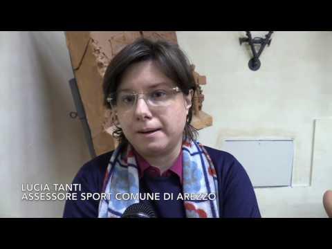 Stadio all'Us Arezzo. Intervista all'assessore Tanti