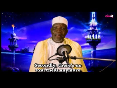 Oko Oro Part 2 - Latest Yoruba 2017 Islamic Lecture