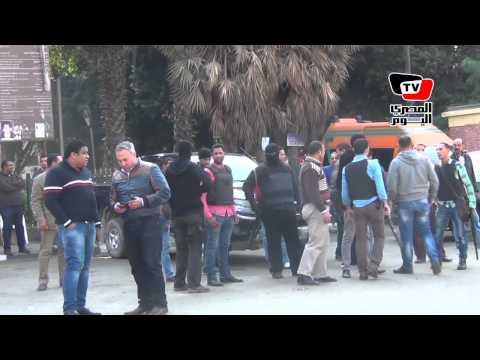 مظاهرات ٢٨ نوفمبر: الشرطة تؤمن ميدان الحرية بالمعادي