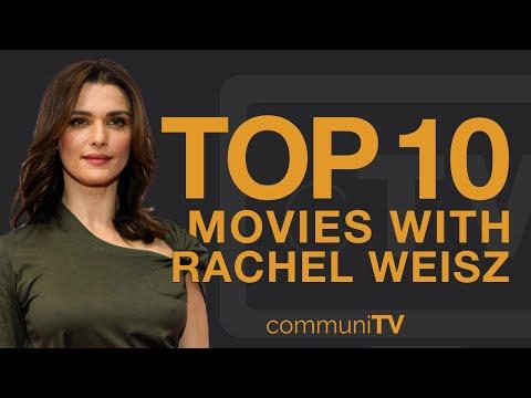 Top 10 Rachel Weisz Movies
