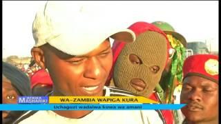 Africa Mashariki: Wazambia wapiga kura, Uchaguzi waahirishwa Somalia, Agosti 14 2016