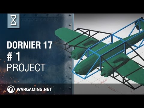Video: Wargaming Do17 - Pulling a plane out of the ocean