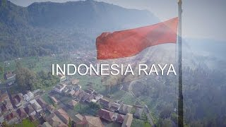 Indonesia Raya Ethnic Version