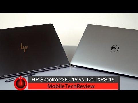 ", title : 'Dell XPS 15 9560 vs. 2017 HP Spectre x360 15"" Comparison Smackdown'"