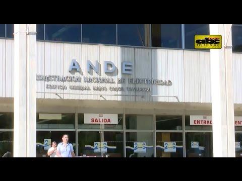 Diputados solictan informe a la Ande tras tarifazo