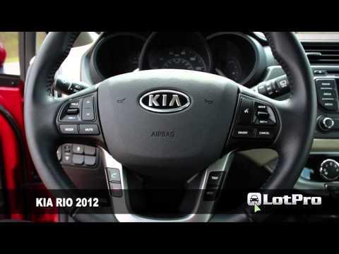 2012 KIA RIO Review – LotPro