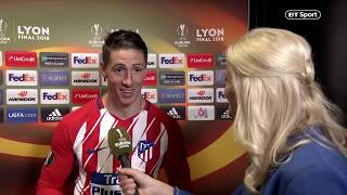 Video Fernando Torres talks about his next move after his final big game for Atletico Madrid MP3, 3GP, MP4, WEBM, AVI, FLV Mei 2018