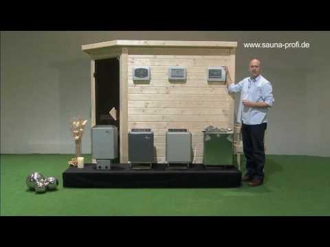 sauna-profi.de - Saunaofen - die richtige Wahl