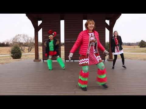Home Free CHRISTMAS Medley #zumbagold