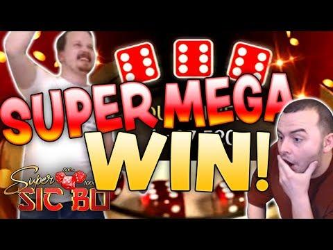 INSANE WIN IN SUPER SIC BO!!