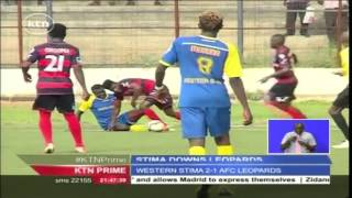 Western Stima Hands AFC Leopards Another Defeat After A 2-1 Win In A KPL Match