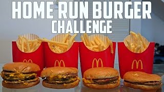 Video Home Run Burger Challenge MP3, 3GP, MP4, WEBM, AVI, FLV Januari 2018