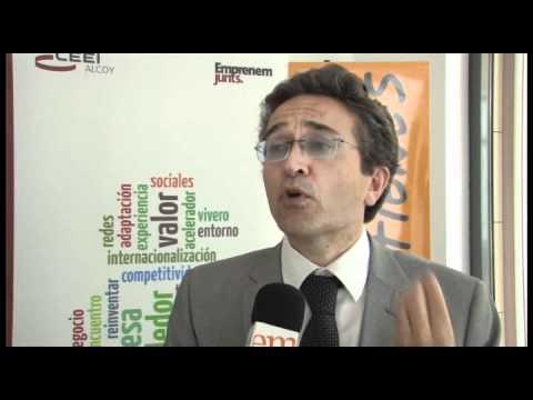 José Manuel Pérez Orquín, Entrevista Enrédate Alcoy #